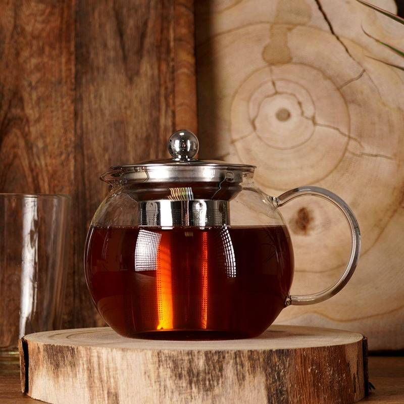 ORION Jug with infuser kettle 0,8L sieve