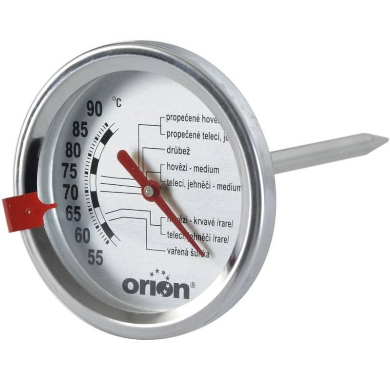 Fleischthermometer Steakthermometer mit steckbarer Fleischnadel