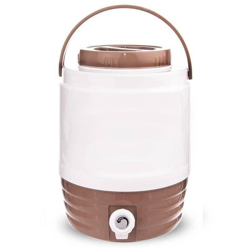 Getränkespender mit Zapfhahn Heißgetränkespender Catering Thermobehälter 8l